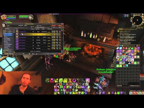 Gold Making and Auction House Tips in Warlords of Draenor (Patch 6.1)