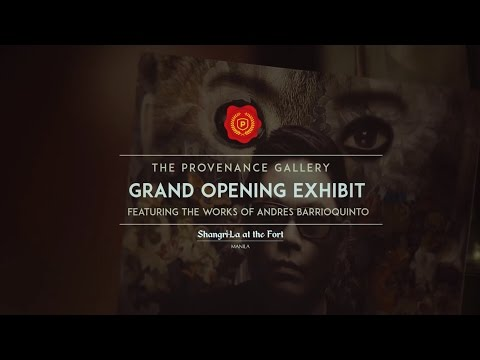 THE PROVENANCE GALLERY GRAND OPENING EXHIBIT