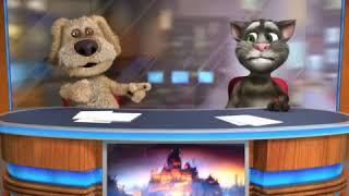Talking Tom and Ben News - The Lego Batman Movie