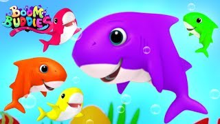 Baby Shark, Five Little Babies, Wheels on the Bus, Boo Boo Song + More Nursery Rhymes & Kids Songs