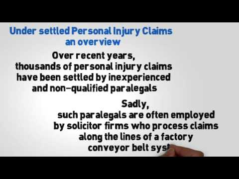 Under-settled Claims