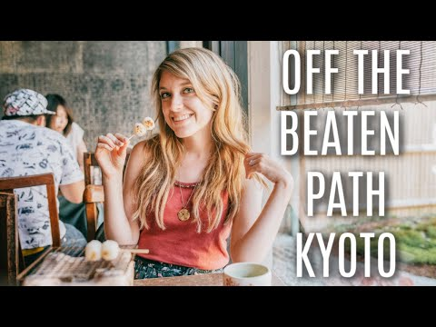 Rare Experiences & Off the Beaten Path KYOTO, JAPAN