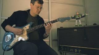 1965 Fender Jazzmaster / Lake Placid Blue / L-series / 1964 Selmer Zodiac Twin 50