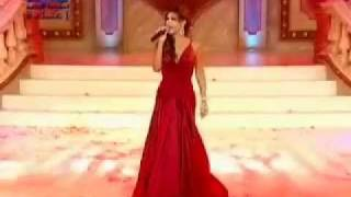 nawal al zoghbi khaleek lya(نوال الزغبي خليك لي (ملكة جمال لبنان