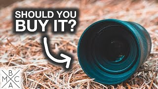 Sigma 30mm f 1 4 Lens REVIEW Watch THIS Before You BUY