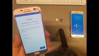 🔑Boom!!! Samsung S7 SM-G930F. Remove Google account bypass FRP.Without PC.