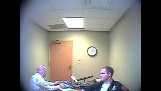 FBI polygraph examiner discusses results with Nick Houck