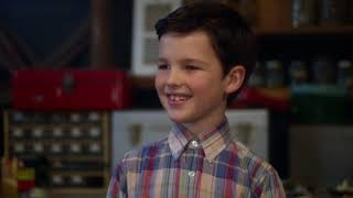 Young Sheldon: Sheldon's Train thumbnail