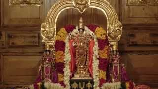 """Sound of Divinity (40) - Prayer in Prose on Venkateswara - """"Sri Venkatesa Gadyam"""" (Srirangacharya)"""