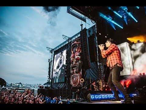 Avenged Sevenfold - M.I.A | Live at Download Festival 2018 (Donington Park, UK - Friday, Jun 8th)