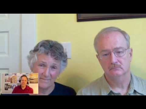 Quaker House interview with Lynn and Steve Newsom