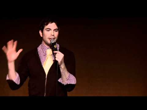 Shawn Hollenbach: TV Loving Comedian