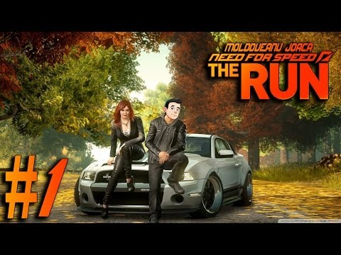 """Moldoveanu Joaca:Need For Speed The Run #1 """"Nuuuu Porsche-ul"""""""