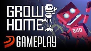 """Gameplay Comentado de """"Grow Home"""" - PC"""