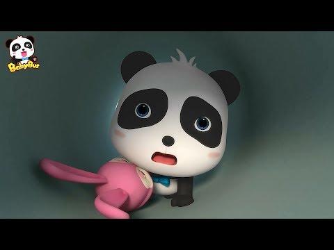 Beb茅 Panda Rescate a Conejo   Dibujos Animados Infantiles   Kiki y Sus Amigos   BabyBus Espa帽ol