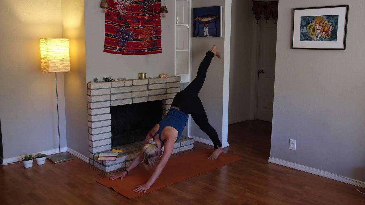 Hatha yoga - Mindfully