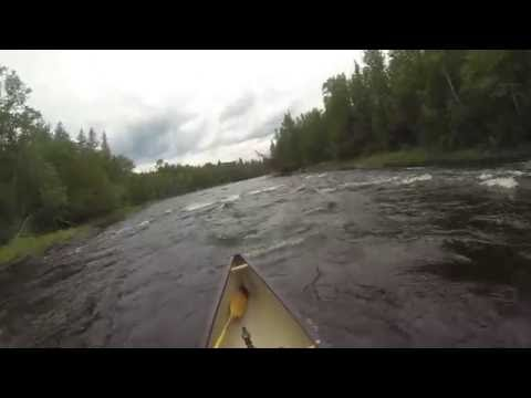 Missinaibi River - Swamp Rapids