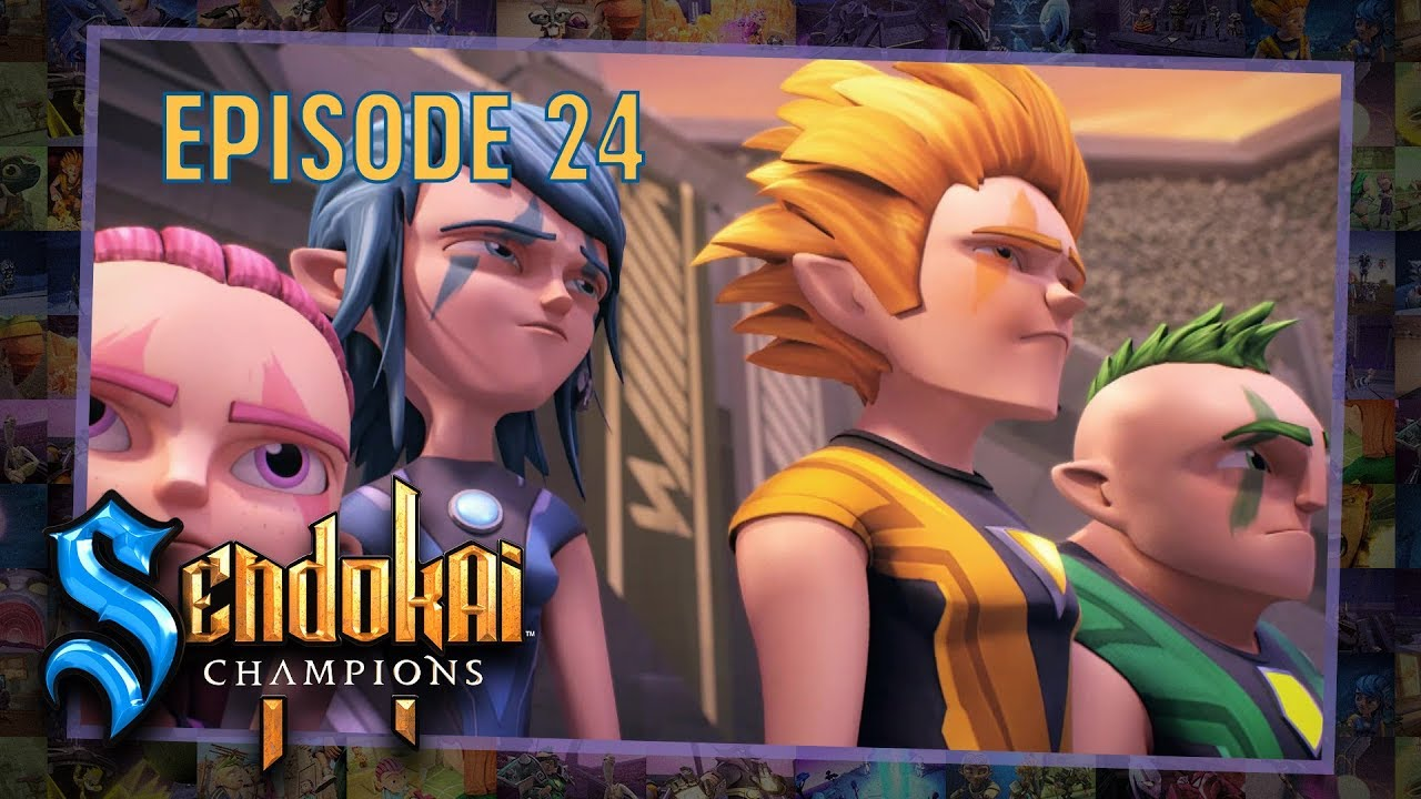 Download Sendokai Champions |  Episode 24 - The Final