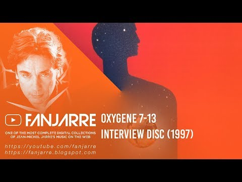 Jean-Michel Jarre - Oxygene 7-13 (Interview Disc)