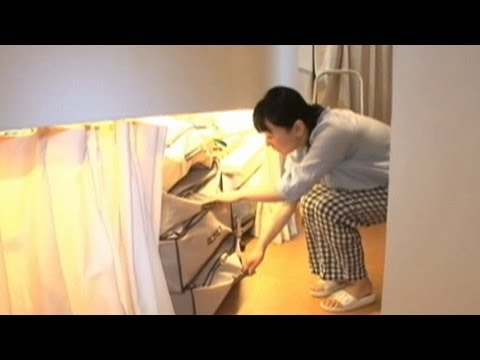 Japan S Micro Apartment Boom Youtube