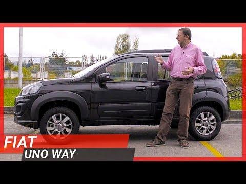Fiat Uno Way - Transformándose de citycar a crossover
