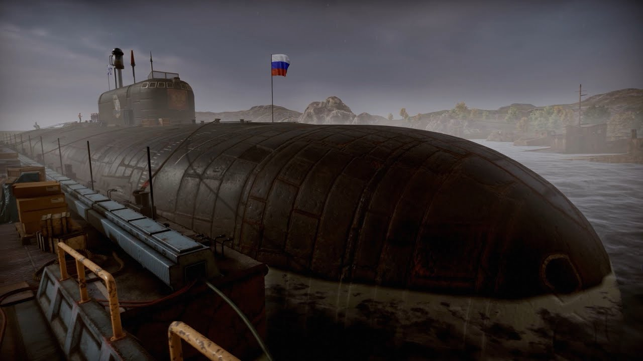 French cinema about how the submarine Kursk died 56