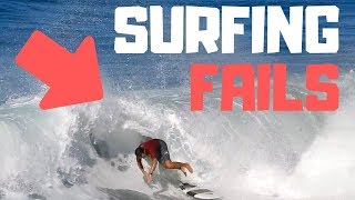 Gambar cover Beginner Surfing Fails | What You're Doing Wrong