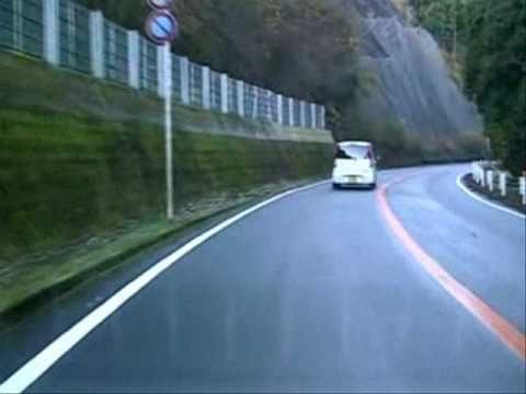 国道371号Part4 高野山~護摩壇山 ...