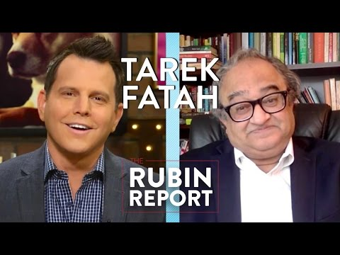 """Dave Rubin Interviews """"Bad Muslim"""" Tarek Fatah"""