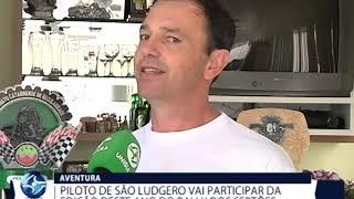 Piloto de São Ludgero vai participar da edição deste ano do Rally dos Sertões