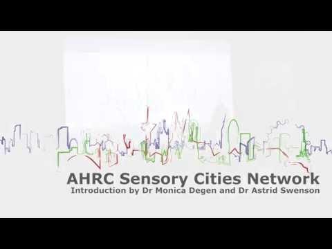 AHRC Sensory Cities Network - London 1