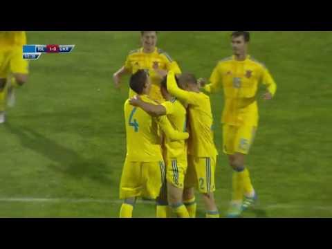 Iceland U21 Ukraine U21 2:4