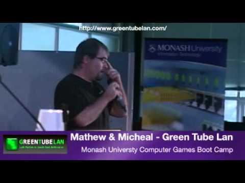 Green Tube Lan Presentation: Part 3 - CGBC 2010