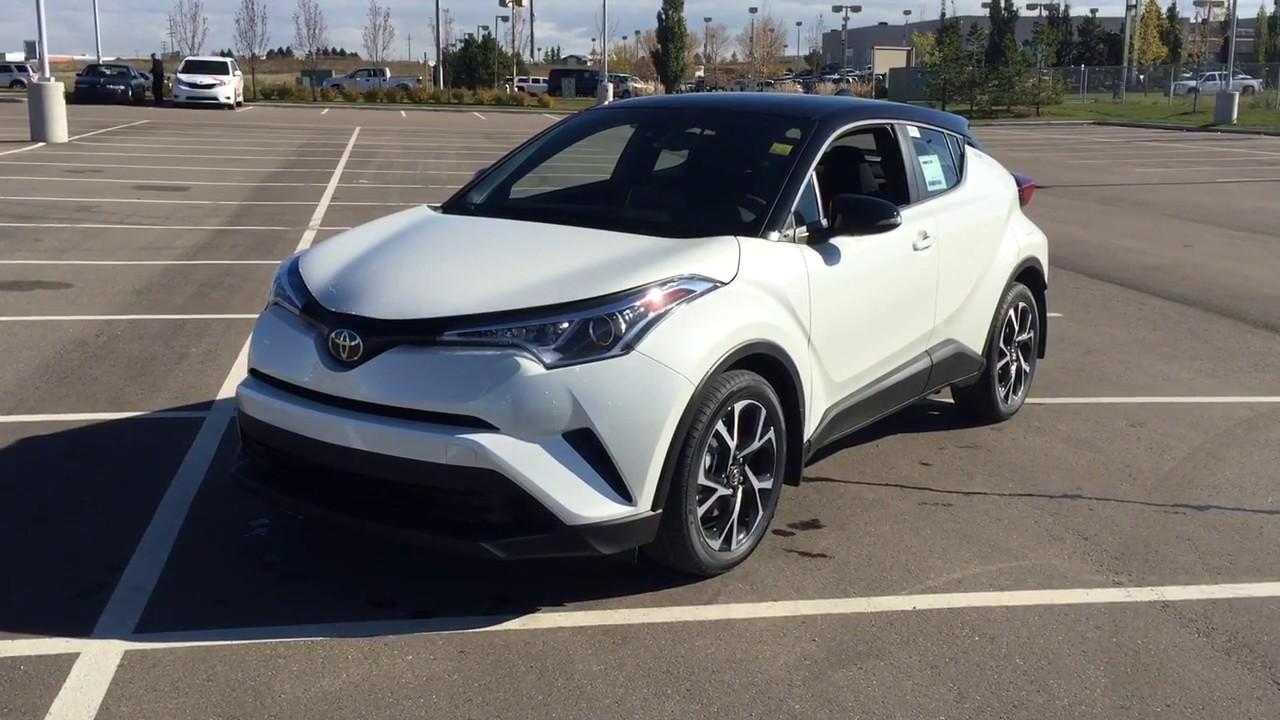 Toyota 2019 chr