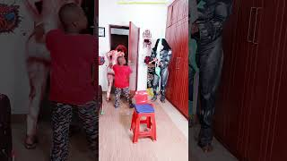 Funny Prank try not to laugh DUDE PERFECT NERF BOW MONSTER Scary GHOST vs Funny chucky TikTok comedy