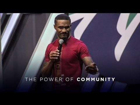 20/20 Vision | Dr. Matthew Stevenson | The Power of Community