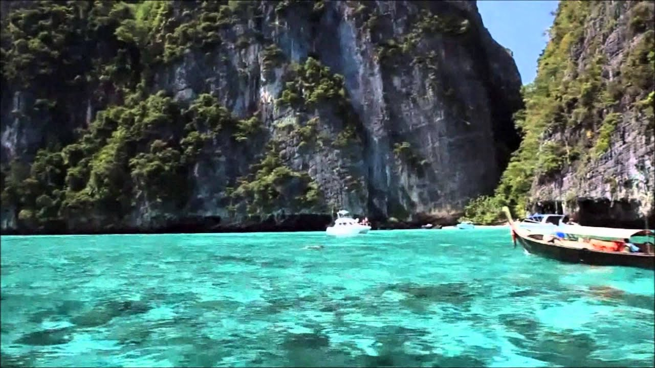kata beach james bond island phuket youtube. Black Bedroom Furniture Sets. Home Design Ideas