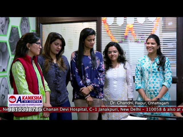 Dr. Chandni has done her training at Akanksha IVF Centre Delhi