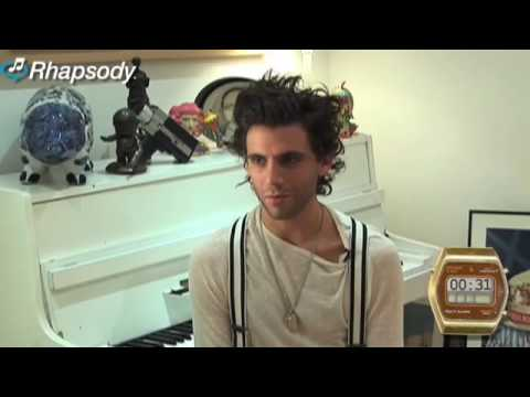 MIKA - On the Record with Rhapsody