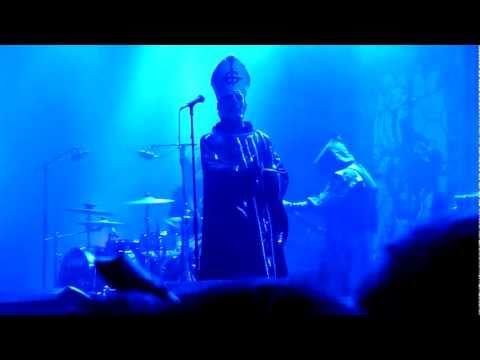 Ghost - Satan Prayer (Live at Roskilde Festival, July 1st, 2011)