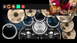 Sweet Child O Mine - Ozielzinho + Real Drum Cover