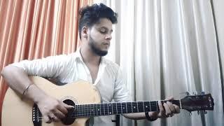 Pehli Baar | Dhadak | Ishaan & Janhvi | Ajay Gogavale | Ajay-Atul | Fingerstyle Guitar Cover .......