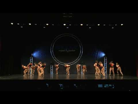 J & D Dance Academy   Groove 2018   King Of Africa