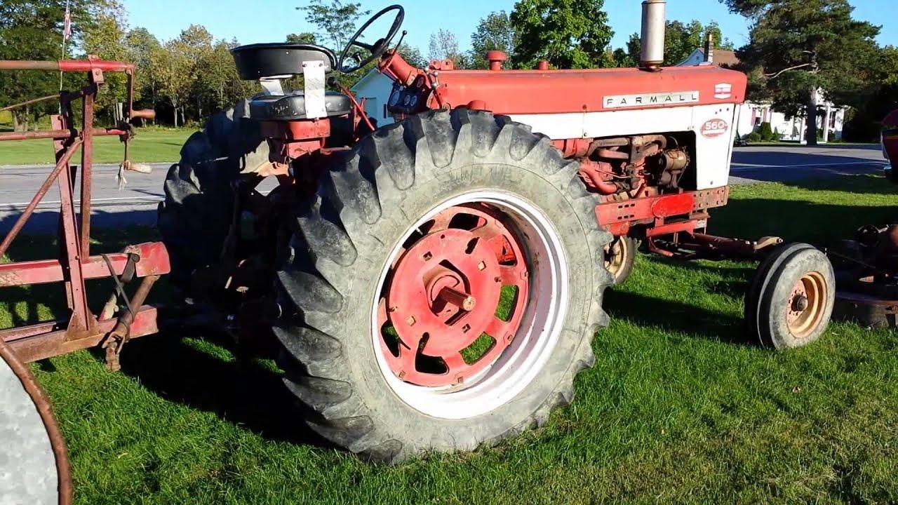 Maxresdefault on Farmall 560 Tractor