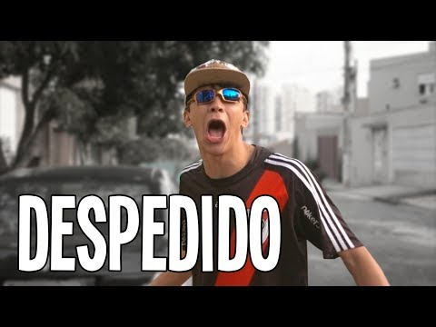 Thumbnail: DESPEDIDO ♪ PARÓDIA DESPACITO
