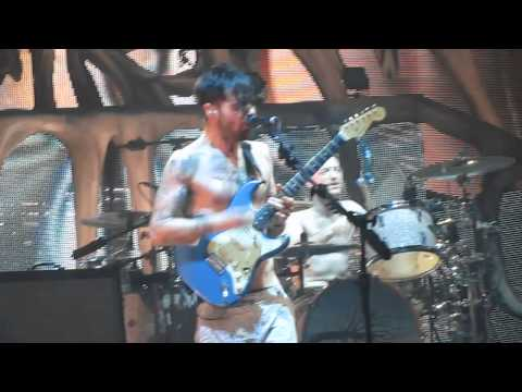 Biffy Clyro Live ' Picture a Knife Fight' - Belfast Odyssey Arena 29/03/2013