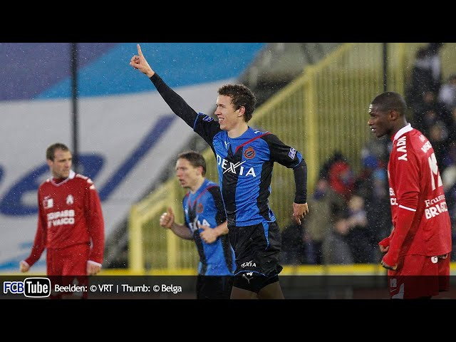 2009-2010 - Jupiler Pro League - PlayOff 1 - 02. Club Brugge - KV Kortrijk 3-0