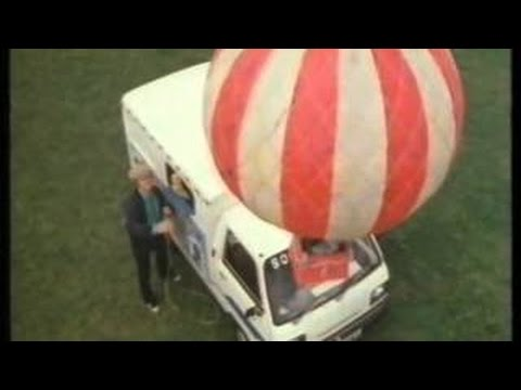 The Sooty Show 1981 Series 1 Episode 3 Hot Air Balloon