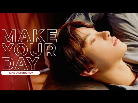 NCT 127 엔시티 - 'Make Your Day' Line Distribution