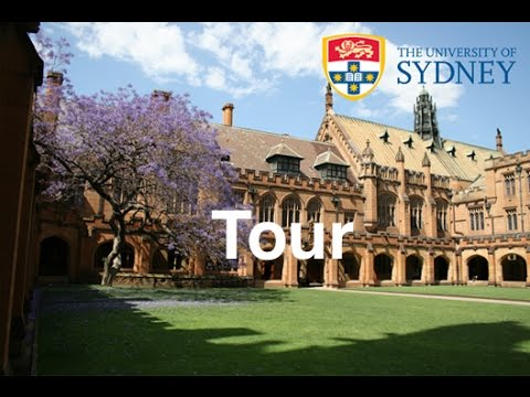 A First Year's Guide to USYD (Ep2) - A Brief Tour of Campus